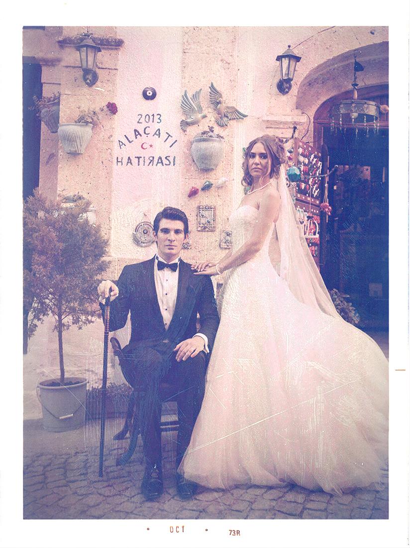 Alaçatı Düğün Hatırası