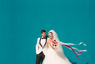 Alaçatı da Düğün Dış Çekim