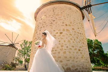 Habibe ve Celal İzmir Düğün Çekimi