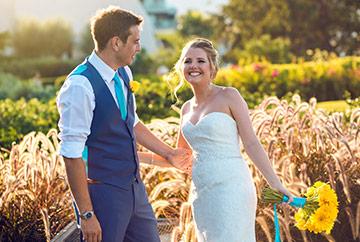 Lisa ve Craig Bodrum Düğün Hikayesi