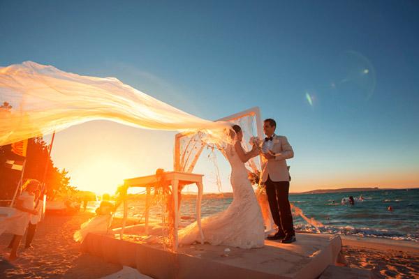 Ceren & Berk Kumsal Düğün Hikayesi