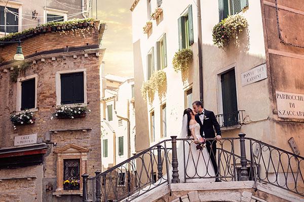 Feride + Ozan Yurt Dışı Çekim - Venedik / İtalya