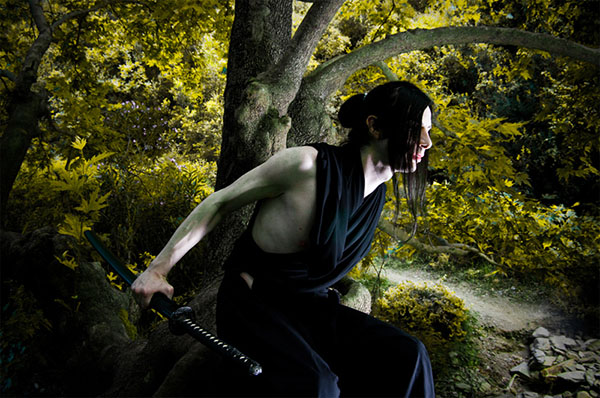 Tree Hugger Ninja